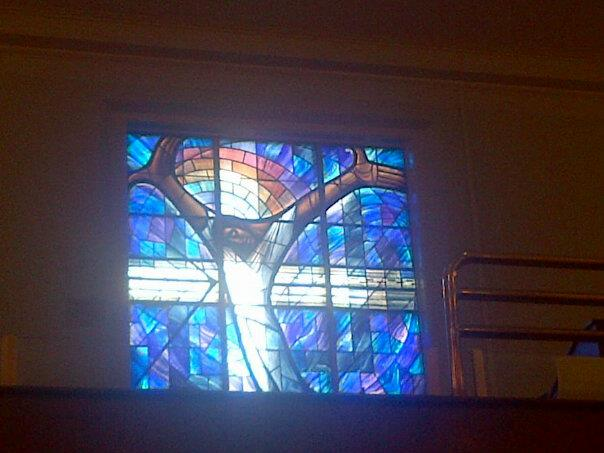 21-Wales Window at 16th Str Baptist Church