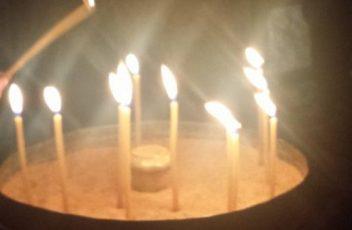 candles in Jerusalem-final